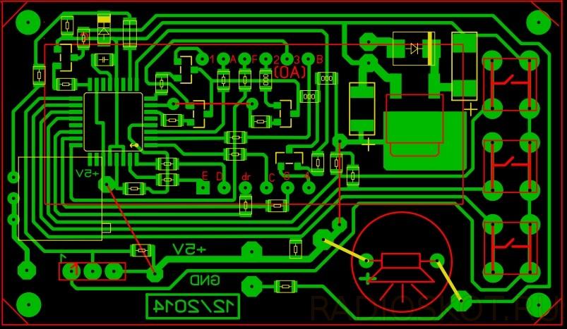 Радиосхемы для автомобиля